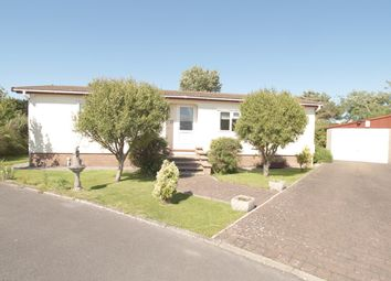 Thumbnail 2 bed mobile/park home for sale in Skinburness Drive, Silloth, Wigton