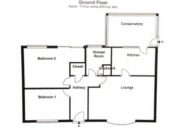 Thumbnail 2 bed detached bungalow for sale in Rochester Crescent, Sydney, Crewe, Cheshire