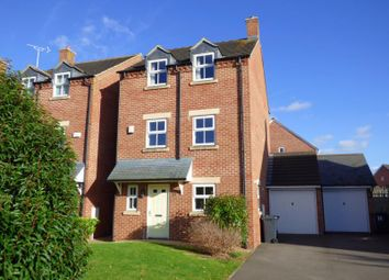 Thumbnail 4 bed detached house to rent in Mount Pleasant Kingsway, Quedgeley, Gloucester