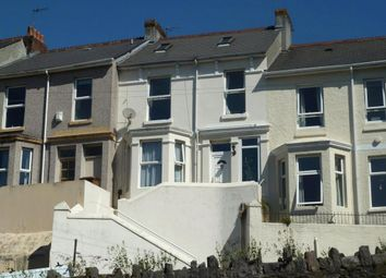 3 bed terraced house for sale in Edgar Terrace, Plymouth, Devon PL4