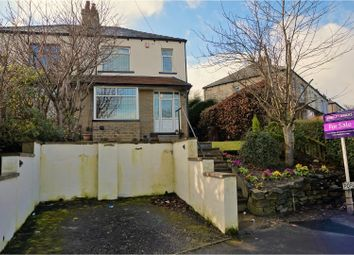 Thumbnail 4 bed semi-detached house for sale in Moore Avenue, Bradford