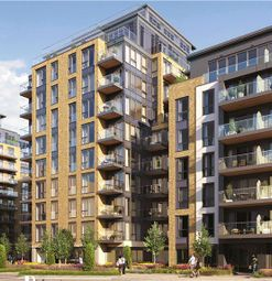 Thumbnail 2 bed flat for sale in Discovery House, Juniper Drive, Wandsworth, London