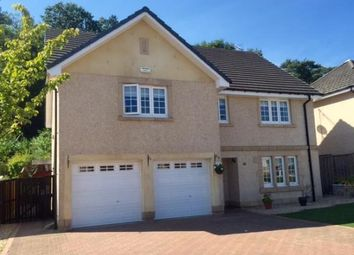 Thumbnail 4 bedroom detached house for sale in Mary Slessor Wynd, High Burnside, Glasgow, South Lanarkshire