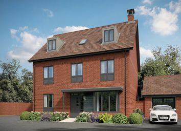 Thumbnail 5 bed detached house for sale in London Road, Milton Keynes