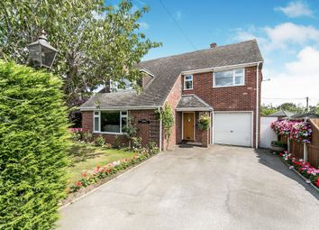 Thumbnail 4 bed detached house for sale in Aingers Green, Great Bentley, Colchester