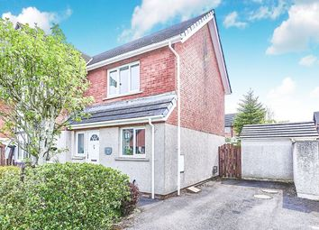 Thumbnail 2 bed semi-detached house for sale in Row Brow Park, Dearham, Maryport