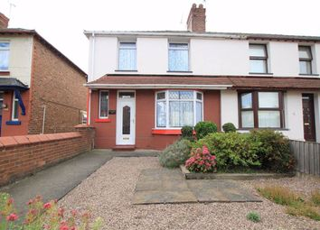 3 bed terraced house for sale in Chester Road, Flint, Flintshire CH6