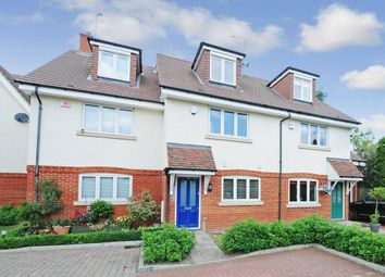 Thumbnail 3 bed terraced house to rent in St. Thomas Close, Farnham, Surrey