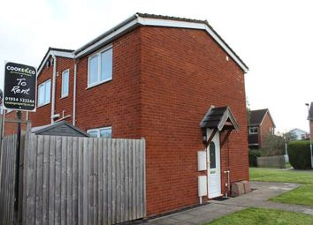 Thumbnail 2 bed flat to rent in Heron Close, Mead Vale, Weston-Super-Mare