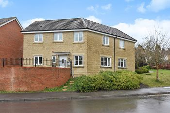 Thumbnail 3 bed end terrace house for sale in The Spur, Westbury BA133Az