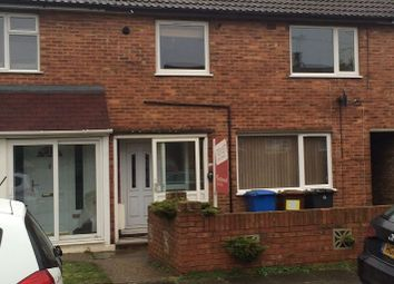 Thumbnail 4 bedroom terraced house to rent in Shamrock Avenue, Ipswich