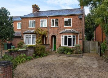 Thumbnail 2 bed cottage to rent in Reading Road, Burghfield Common