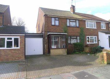 Thumbnail 4 bed semi-detached house to rent in Parkfield Road, Rainham, Gillingham