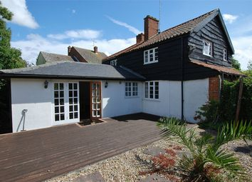 Thumbnail 4 bed detached house for sale in High Street, Tollesbury, Essex