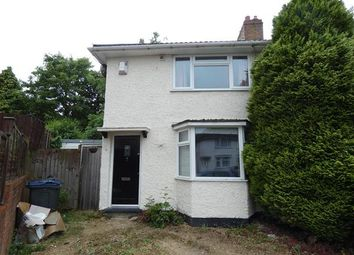 Thumbnail 3 bed end terrace house for sale in Villette Grove, Yardley Wood, Birmingham