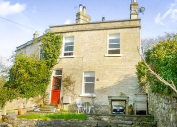 Thumbnail 2 bed semi-detached house for sale in Entry Hill, Bath