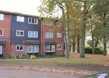 Thumbnail 1 bedroom flat for sale in Darwin Close, London