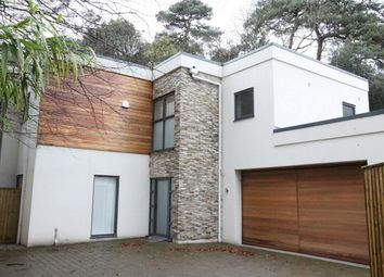 Thumbnail 4 bedroom detached house to rent in Balcombe Road, Branksome Park, Poole