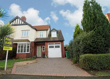 Thumbnail 4 bed semi-detached house for sale in Armoury Gardens, Shrewsbury