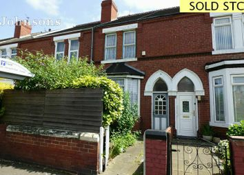 3 bed terraced house for sale in Beckett Road, Wheatley, Doncaster. DN2