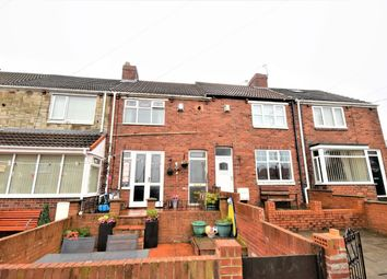 Thumbnail 2 bed terraced house for sale in Coronation Avenue, Horden, Durham