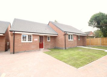 Thumbnail 1 bedroom bungalow for sale in Tommy Brown Close, Earl Shilton, Leicester