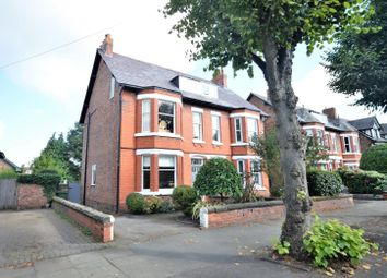 Thumbnail 4 bed semi-detached house for sale in Grappenhall Road, Stockton Heath, Warrington