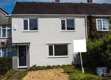 2 bed terraced house for sale in Afon Llan Gardens, Portmead, Swansea, West Glamorgan SA5