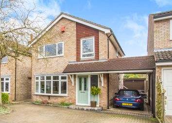 Thumbnail 3 bed detached house for sale in Marston Crescent, Countesthorpe, Leicester