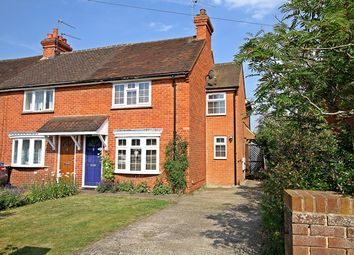 Thumbnail 3 bed end terrace house for sale in Cannondown Cottages, Cookham