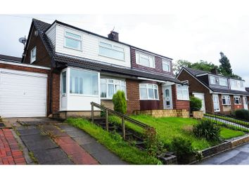 Thumbnail 3 bed semi-detached house for sale in Rose Hill, Stalybridge