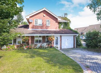 Thumbnail 3 bed detached house for sale in Buttermere Court, Perton, Wolverhampton