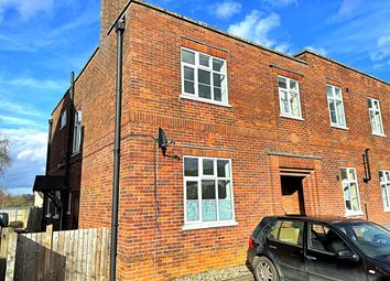 Thumbnail 2 bed maisonette for sale in High Street, Methwold, Thetford