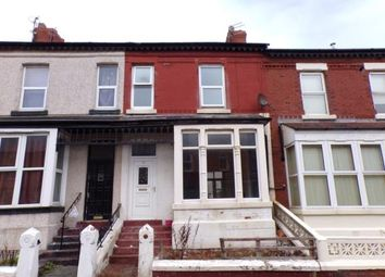 Thumbnail 4 bed terraced house for sale in St Pauls Road, Blackpool, Lancashire