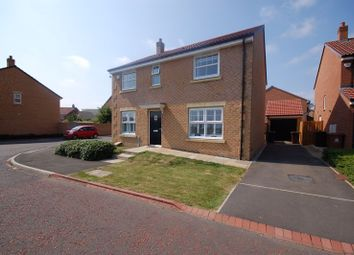 Thumbnail 4 bed detached house for sale in Corver Way, Benton, Newcastle Upon Tyne
