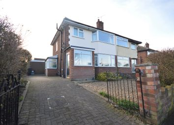 Thumbnail 3 bed semi-detached house for sale in Stanney Lane, Ellesmere Port