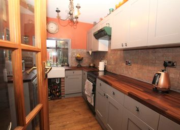 Thumbnail 2 bed end terrace house for sale in Clive Road, Enfield