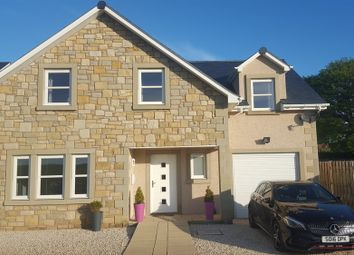 Thumbnail 4 bed detached house for sale in Castle Hills, Berwick Upon Tweed, Northumberland