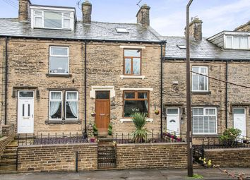 Thumbnail 3 bed terraced house for sale in Haworth Road, Sandy Lane, Bradford