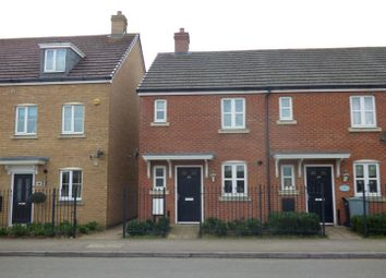 Thumbnail 2 bed town house for sale in Little Casterton Road, Stamford