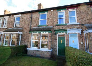 Thumbnail 3 bedroom terraced house to rent in Poplar Terrace, Carlton Miniott, Thirsk