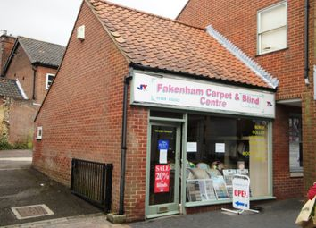 Thumbnail Retail premises to let in Bridge Street, Fakenham, Norfolk