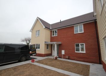 Thumbnail 3 bed detached house to rent in Market Close, Clacton Road, Colchester