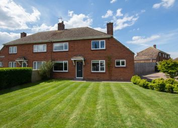 Thumbnail 3 bed semi-detached house for sale in Holness Road, Ash, Canterbury