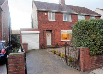 Thumbnail 3 bed semi-detached house for sale in Callerton Avenue, North Shields