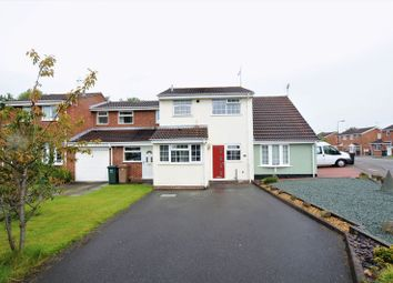 Thumbnail 2 bed terraced house for sale in Coopers Croft, Hatton, Derby