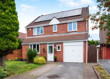 Thumbnail 4 bed detached house for sale in Rowan Croft, Chorley
