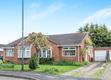 Thumbnail 2 bed semi-detached bungalow for sale in Hammerton Way, Wellesbourne, Warwick