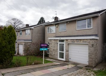 Thumbnail 4 bed detached house to rent in Clos Brynderi, Cardiff