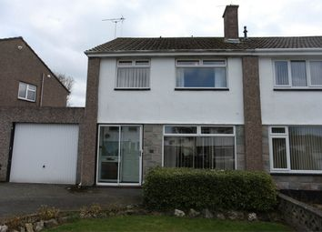 Thumbnail 3 bed semi-detached house for sale in Ash Close, Biscovey, Par, St Austell